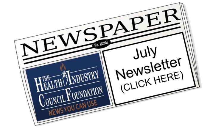 July Newsletter Icon